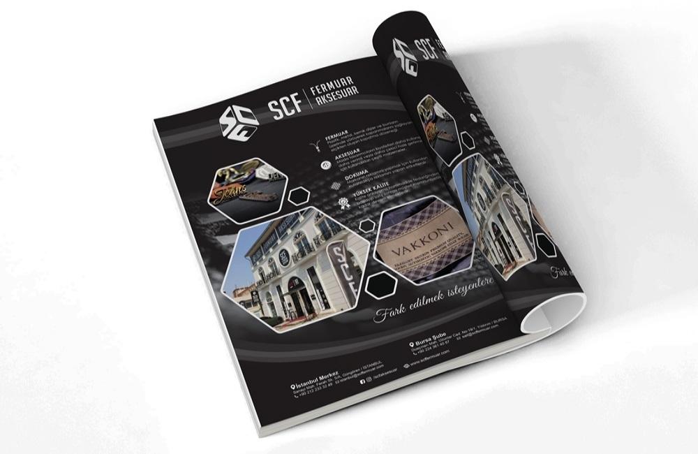 Bursa Reklamca Reklam Tanıtım Katalog Hizmetleri