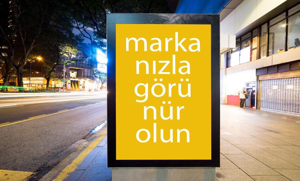 Bursa Totem bilboard Hizmetleri